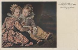 Künstlerkarte AK Cornelis De Vos Die Töchter Des Malers Kaiser Friedrich Museum Berlin - Künstlerkarten