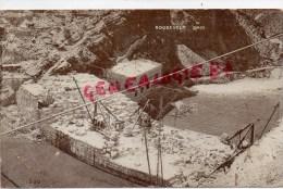 ETATS UNIS - CALIFORNIE- ROOSEVELT DAM   - RARE CARTE CONSTRUCTION BARRAGE - Etats-Unis