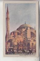 TÜRKEI - Konstantinopel, Sophien Moschee, Ca. 1900, Miethe Aufnahme - Türkei