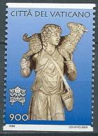 1998 VATICANO GIORNATA DELL'ARTE DA LIBRETTO MNH ** - ED - Unused Stamps