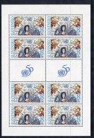 SLOVAKIA 1995 50th Anniversary Of UNO  Sheetlet  MNH / **.  Michel 241 - Blocks & Sheetlets