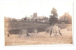 RP VIEW Lower Peover Church Harvesting Corn Nr Northwich Knutsford Neils Series No.1797 Used 1914 - England