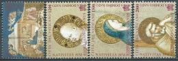 2000 VATICANO NATALE MNH ** - ED - Unused Stamps