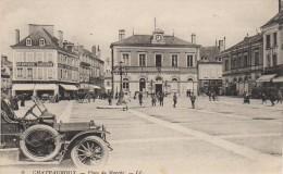 36 CHATEAUROUX  Place Du Marché - Chateauroux