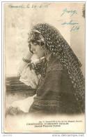 MONASTIR ..-- SERBIE ..-- .Jeune Femme SERBE . Militaria . 1918 Vers France . Voir Verso . - Ethniques & Cultures