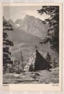 Hochkalter Vom Wartstein ( Aus Dem Bildkalender Alpenland 1951 ) - Berchtesgaden
