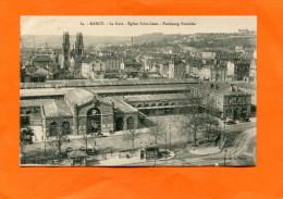 NANCY    1915   LA GARE STANISLAS     CIRC   OUI  EDIT - Nancy