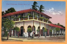 Casa Comercial Corinto Nicaragua 1910 Postcard - Nicaragua