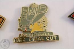 Eddy Mitchell - The Final Cut - Pin Badge #PLS - Música