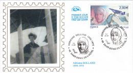 FDC - 2005 - Adrienne Bolland - Saint-Denis-de-l'Hôtel - FDC
