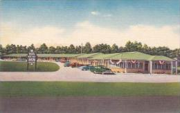 Alabama West Mobile Winter Gardens Motor Hotel
