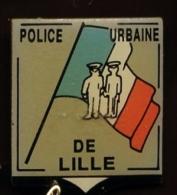 """LILLE """"Police Urbaine""""   Neuf - Städte"""