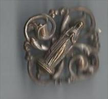 Religieux/Petite Broche/Vierge Marie/Vers 1880-1900   CAN146 - France