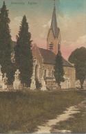 Messancy - L'Eglise - Carte Couleur  ( Voir Verso ) - Messancy