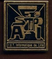 """LILLE """"I.U.T Informatique""""   Neuf - Villes"""