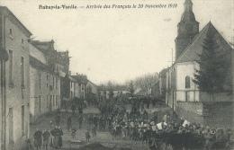 Habay-la-Vieille - Arrivée Des Français Le 20 Novembre 1918 ( Voir Verso ) - Habay