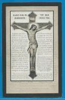 Bidprentje Van Joannes Lietaert - Izegem - 1804 - 1879 - Devotion Images