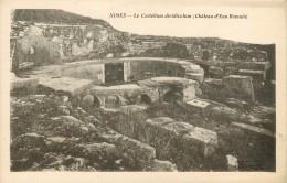 NIMES     CASTELLUM DIVIDICULUM - Nîmes
