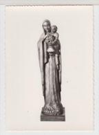 77 - Chapelle N-D De BY THOMERY - Statue - Vierge Marie & Madones