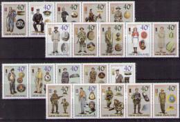 NEW ZEALAND Military Uniforms - Militaria
