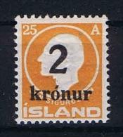 Iceland: 1924 Mi 119 MNH/** - 1918-1944 Autonoom Bestuur