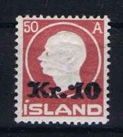 Iceland: 1924 Mi 120 MNH/** - 1918-1944 Autonoom Bestuur