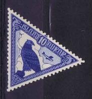 Iceland: 1930 Mi 140 MH/* - Luchtpost