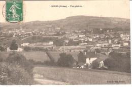 Cours  (69) Vue Générale - Cours-la-Ville