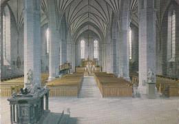Vadstena Abbey Church, Nave, VADSTENA, Sweden, 50-70´s - Svezia