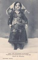 CPA - Les Costumes Savoyards : Anaïs Du Glandon - Kostums