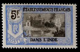 TEMPLE PRES DE PONDICHERY 1914 -  NEUF ** - YT 42 - MI 42 - India (1892-1954)