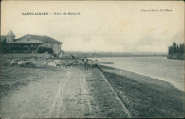 71 SAINT ALBAIN / Port De Bouard   / - Frankreich