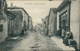 71 SAINT ALBAIN / Quartier Du Haut   / - Frankreich