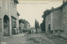 71 SAINT ALBAIN / Route Nationale   / - Frankreich