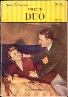 Colette - DUO - Select Collection - Flammarion N° 102 - ( 1939 ) . - Bücher, Zeitschriften, Comics