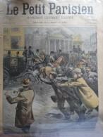Le Petit Parisien Leopold II  Tour Saint Jacques Paris - Revues & Journaux