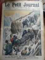 Le Petit Journal  Mont-blanc  Siam - Revues & Journaux