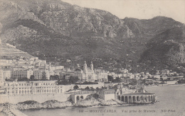 ¤¤ 930 - MONTE-CARLO  -  Vue Prise De Monaco  ¤¤ - Monte-Carlo