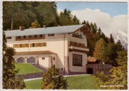 Hitlerhaus Mit Watzmann , Berghof Obersatzberg - Berchtesgaden