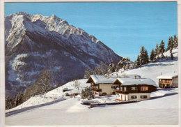 Alpenpension - Cafe Ettlerlehen , Ramsau / Hochschwarzeck B. Berchtesgaden Im Winter - Berchtesgaden