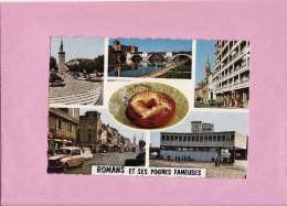 Romans Et Ses Pognes Fameuses - Romans Sur Isere