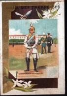 CHROMO MOKA DES TRAPPISTES - L'EMPEREUR D'ALLEMAGNE - Tea & Coffee Manufacturers