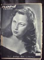 Hebdo:  NORD FRANCE.    7 Mai 1949.     ( En Couverture: PERRETTE  SOUPLEX ) - Livres, BD, Revues
