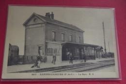 Cp  Dannes Camiers La Gare - Francia
