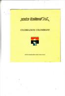 POSTE ITALIANE  - GENOVA ´92 Cartoncino Di BF (Genova 15° Sec. Pittore Grassi) Dell´ISZS (Donnini) - Erinnofilia