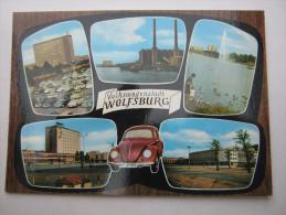 VW, Volkswagen , Schöne Karte - PKW