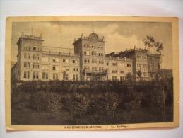 Alte AK  GODINNE-SUR-MEUSE - Le College - 1935 Gelaufen - Bélgica