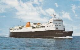 John Hamilton Gray Ferry , N.B.-PEI Route , Canada , 50-60s - Non Classificati
