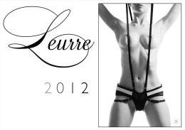 Leurre Lingerie Calendar 2012  Full Large Calendar 2004 - 12 Sheets + Cover - Calendarios