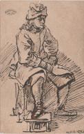 Künstlerkarte AK Rembrandt Jubiläum 1606 - 1906 - Künstlerkarten